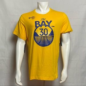 Nike Dri-Fit Stephen Curry Jersey Shirt The Bay
